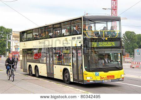 Man A39 Lion's City Dd