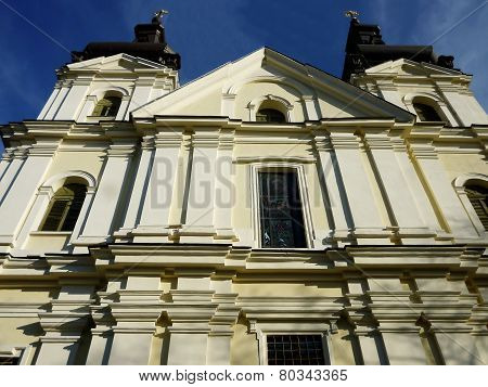 Church of St. Archangel Michael, Lviv