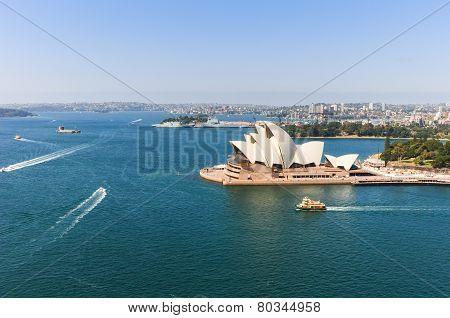 Sydney, Australia - MARCH 4, 2015 : Opera House