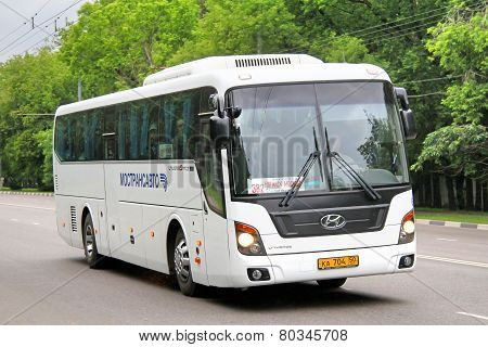 Hyundai Universe Space Luxury