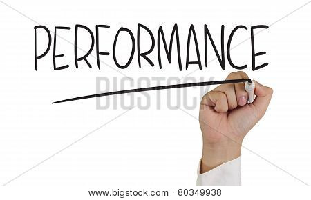 Performance Concept