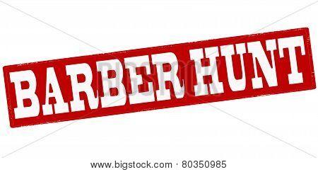 Barber Hunt