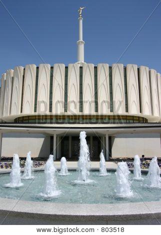 Provo, Utah LDS (Mormon) Temple