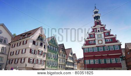 Esslingen Am Neckar, Baden Wurttemberg, Germany