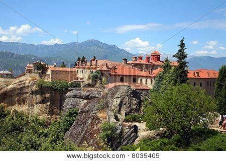 Greece, Holy Monastery