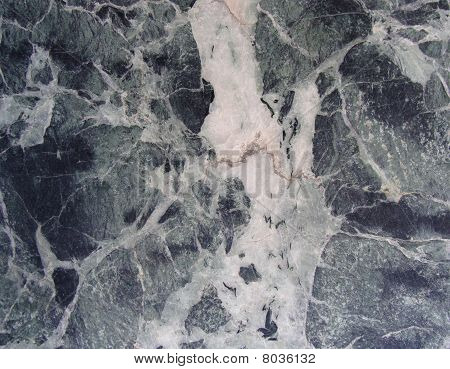 Black White Gray Blue Flamed Marble Sheet Slab