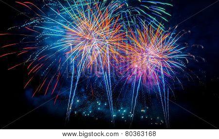 Firework Blast.