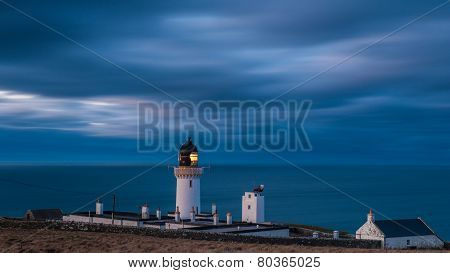 Dunnet Head Lighthouse, Scotland