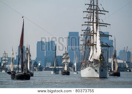 Greenwich Tall Ship Regatta