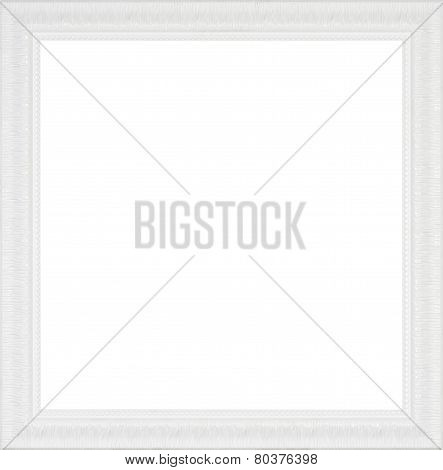 White Picture Frame