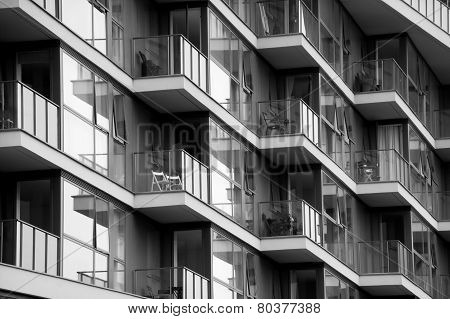 Balcony Pattern