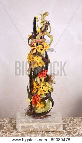 Bouquet From Orchids