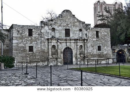 Alamo In San Antonio,texas