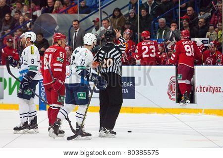 Referee Judge
