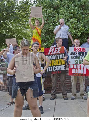 When Christianity Meets Homosexuality