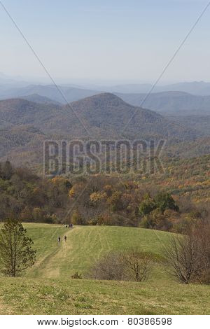 Autumn Appalachian Hike