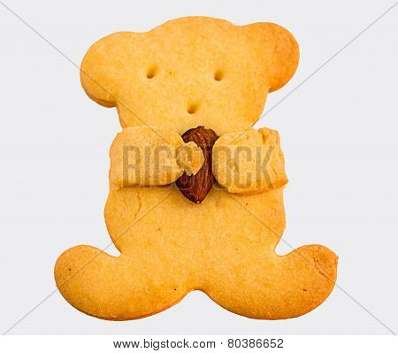 cookies isolated on white