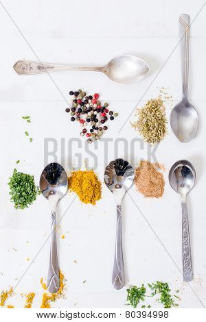 Empty Spoons And Spices