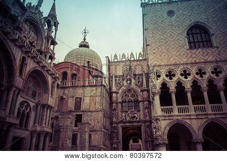 Venice, Basilica Of San Marco