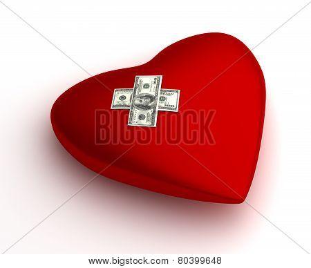 Money Plaster