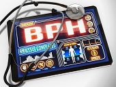 picture of hypertrophy  - BPH   - JPG