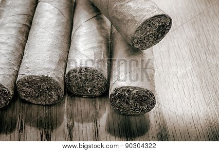 Five Cigars