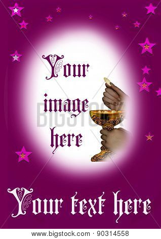 Frame for your photo for your eucharist