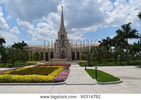 Mormon Church in Florida