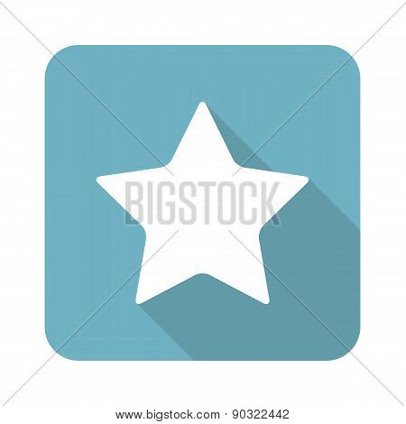 Square star icon
