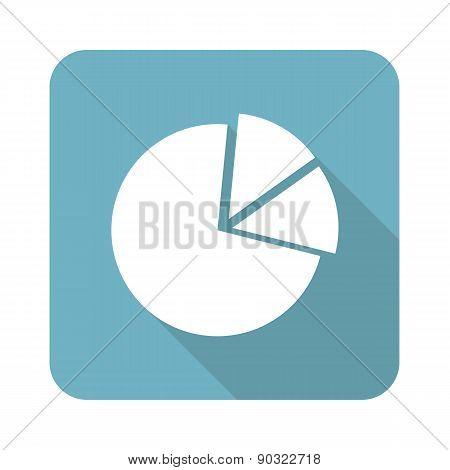 Square diagram icon