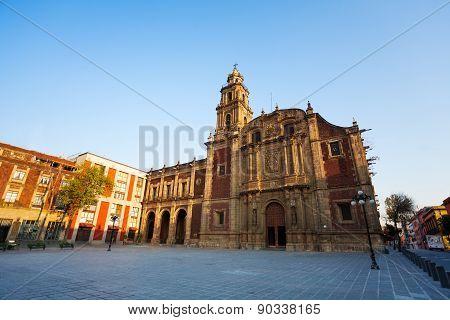 Iglesia de Santo Domingo,