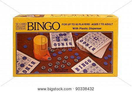 Bingo Game Box