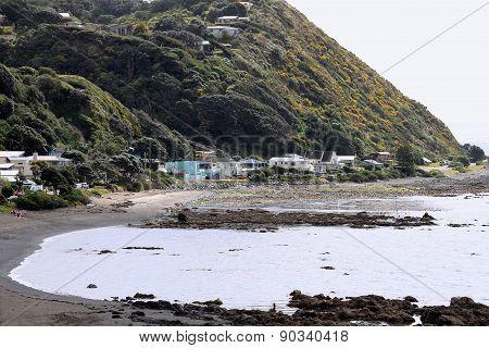 Pukerua Bay, Kapiti, New Zealand.