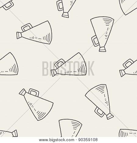 Loudspeaker Doodle