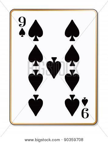 Nine Spades