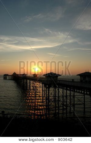 Llandudno Pier 8