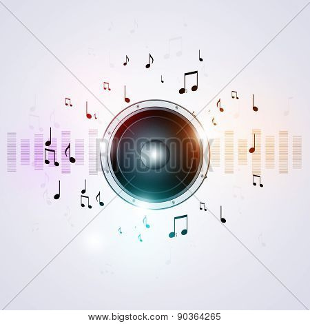 Sound Speaker Music Background