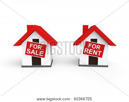 3d houses for sale and rent
