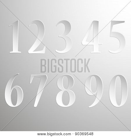 Number Set From 0 To 9
