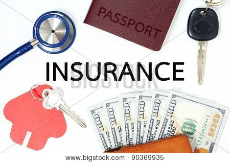 Many Types Of Insurance With Money