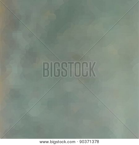 Abstract Gray Green Pattern Background