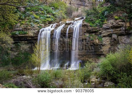 Waterfalls In Sicily