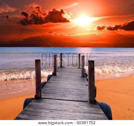 beach holydays