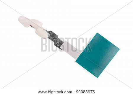 Dental Tool Isolated On White