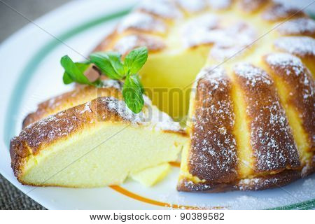Cottage Cheese Casserole
