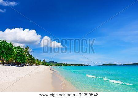 View Of Chaweng Beach, Koh Samui