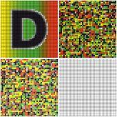 stock photo of letter d  - Letter D  - JPG