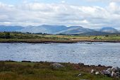 picture of galway  - Landscape near Rosmuc - JPG