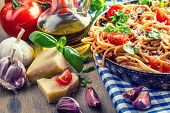 image of spaghetti  - Spaghetti - JPG