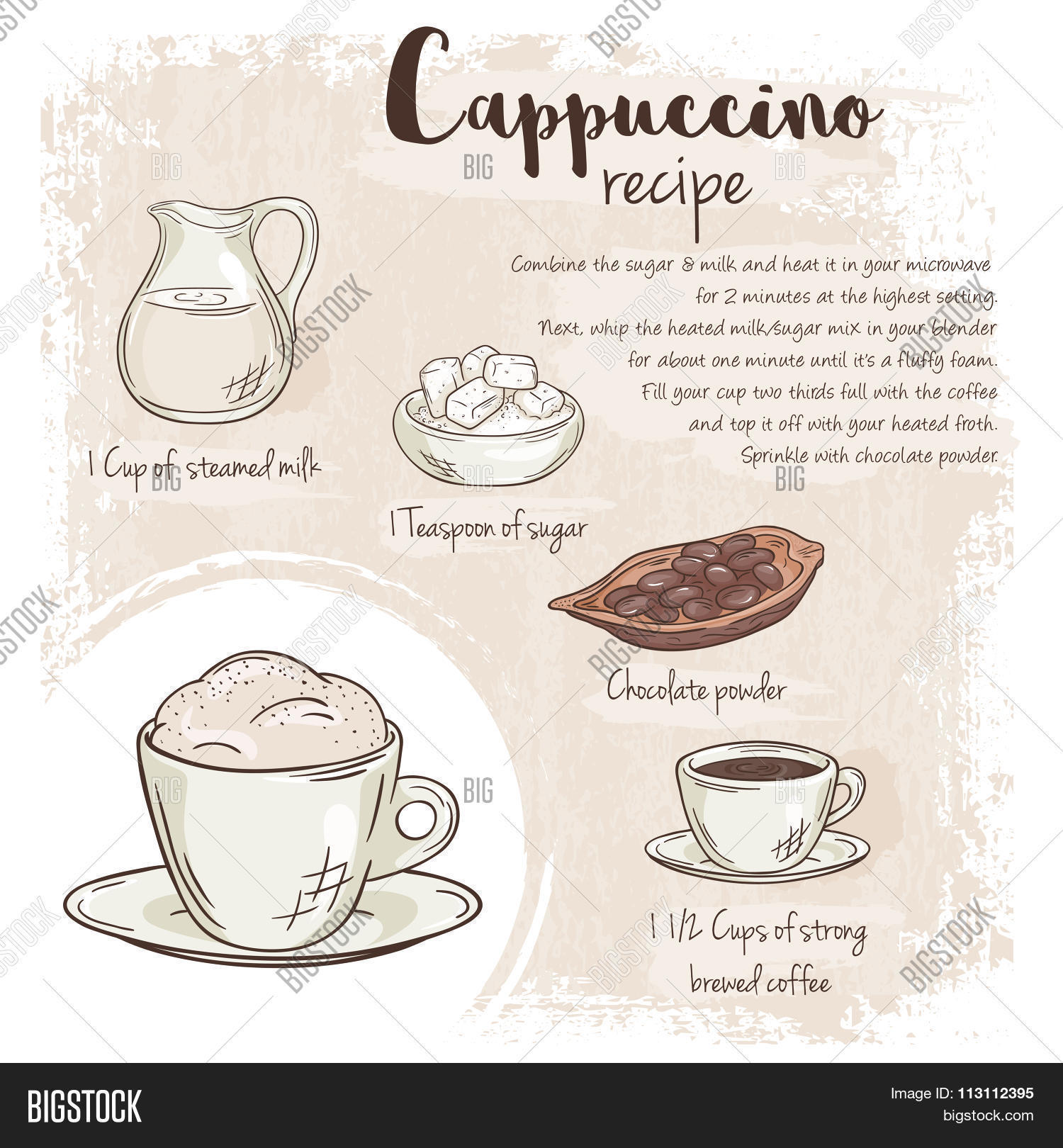 awesome cappuccino recipe Part - 5: awesome cappuccino recipe great ideas